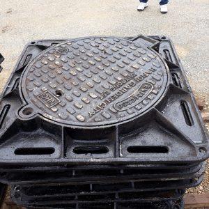 Nắp hố ga được sử dụng nhiều và phổ biến hiện nay để bảo vệ hố ga và bảo vệ môi trường