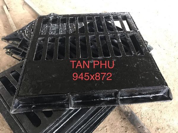 Song chắn rác do Nắp hố ga Tân Phú cung cấp